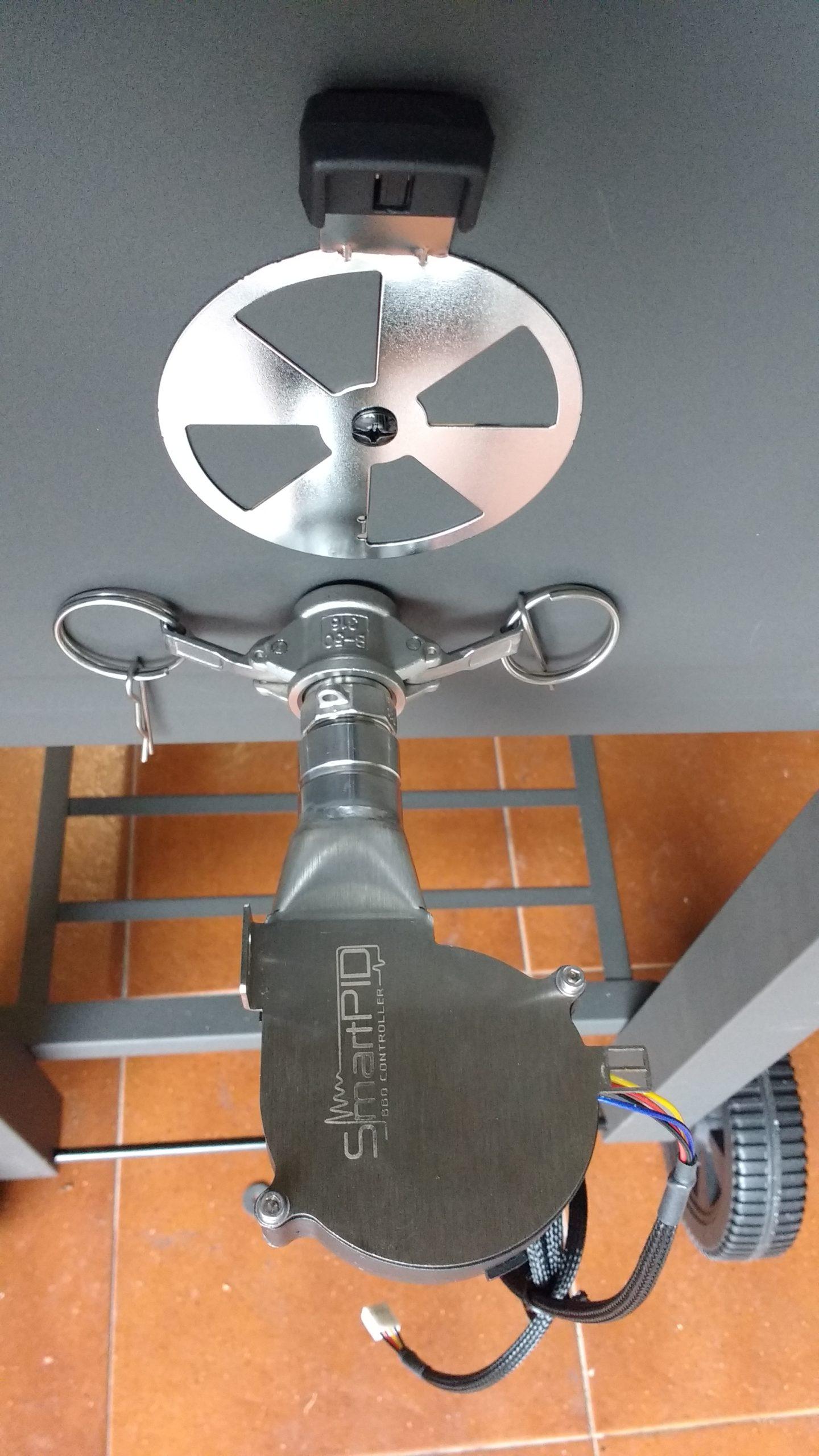 smartpid bbq EASY PRO temperature controller toronto tepro