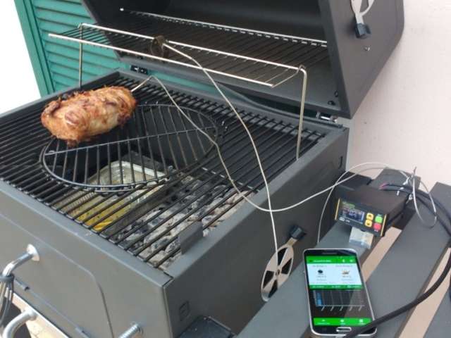 smartpid bbq EASY PRO temperature controller