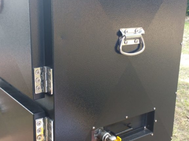smartpid bbq  temperature controller