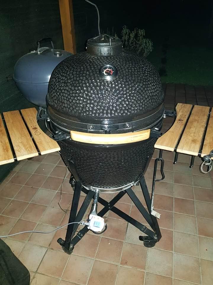 kamado smoker smartPID BBQ pro controller