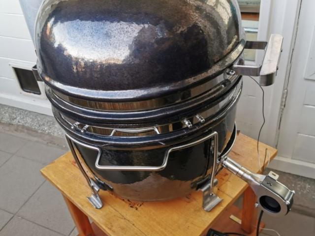 kamado smartPID BBQ pro controller