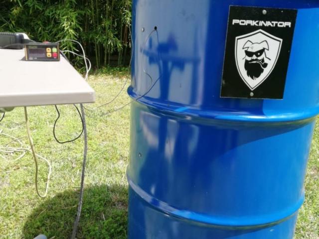 UDS barrel Smartpid Easy controller