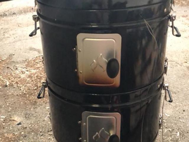 smartpid fornetto razzo BBQ smartpid temperature controller